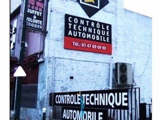CONTRÔLE TECHNIQUE COLOMBES (92)