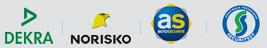 logo dekra norisko autosecurite securitest